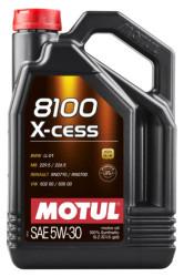 Моторное масло Motul 8100 X-Cess 5W-30 (5 л.) 108946