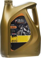 Масло четырехтактное Eni-Agip i-Ride Moto 10W-40 (4 л.) 40632178