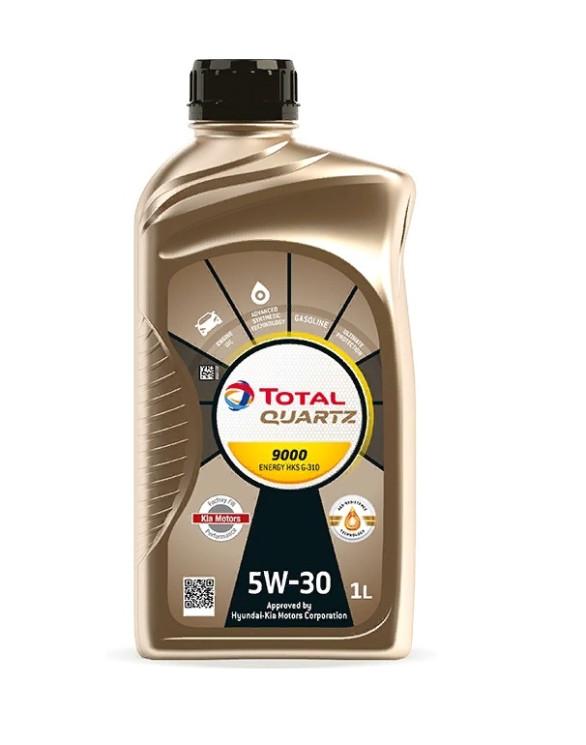 Моторное масло Total Quartz 9000 ENERGY HKS G-310 5W-30 (1 л.) 213799