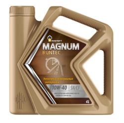 Моторное масло Rosneft Magnum Runtec 10W-40 (4 л.) 40810242