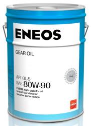 Трансмиссионное масло Eneos Gear 80W-90 GL-5 (20 л.) Oil1375