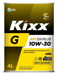 Моторное масло Kixx G 10W-30 SN Plus (4 л.) L210844TR1