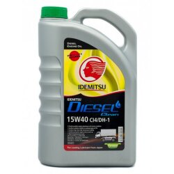 Моторное масло Idemitsu Diesel Claean 15W-40 (5 л.) 30180156-756