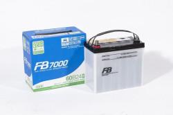 Аккумулятор Furukawa Battery FB7000 48Ah 470A 236x126x227 п.п. (+-) 60B24R