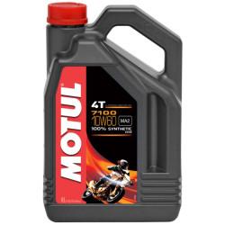 Масло четырехтактное Motul 7100 4T 10W-60 (4 л.) 104101