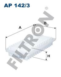 Фильтр воздушный Filtron AP1423