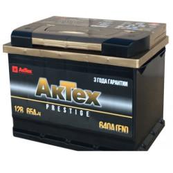 Аккумулятор АкТех Prestige 65Ah 640A 242x175x190 о.п. (-+) ATPRES653R