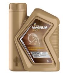 Моторное масло Rosneft Magnum Runtec 10W-40 (1 л.) 40810232