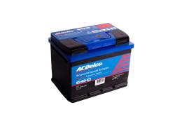 Аккумулятор ACDelco 12V 60Ah 600A 242x175x190 о.п. (-+) 19375455