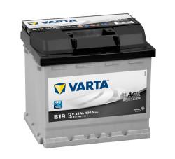 Аккумулятор Varta Black Dynamic 45Ah 400A 207x175x190 о.п. (-+) 545412040