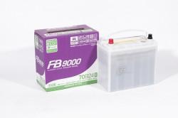 Аккумулятор Furukawa Battery FB9000 55Ah 520A 236x126x227 п.п. (+-) 70B24R
