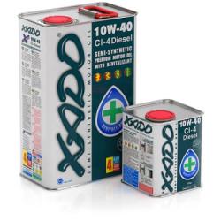 Моторное масло XADO Atomic Oil 10W-40 CI-4 Diesel (4 л.) XA 20249_1-XA 20249
