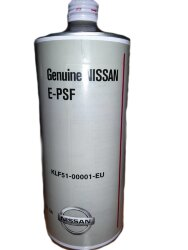 Жидкость ЭУР Nissan E-PSF Fluid (1 л.) KLF51-00001-EU