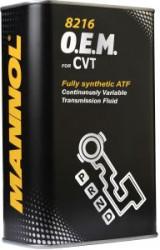 Трансмиссионное масло Mannol 8216 O.E.M. for CVT (1 л.) 3053