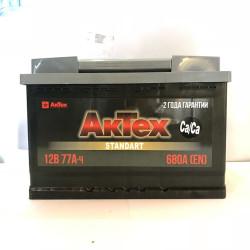Аккумулятор АкТех Standart 77Ah 680A 278x175x190 о.п. (-+) ATST773R