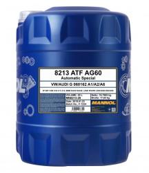 Трансмиссионное масло Mannol 8213 ATF AG60 (20 л.) 3025