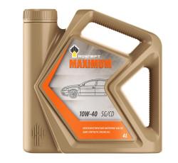Моторное масло Rosneft Maximum 10W-40 (4 л.) 40814342