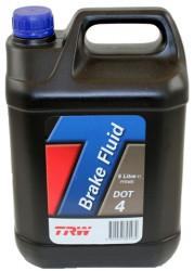 Тормозная жидкость TRW DOT 4 (5 л.) PFB405