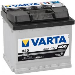 Аккумулятор Varta Black Dynamic 45Ah 400A 207x175x190 п.п. (+-) 545413040