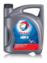 Тормозная жидкость Total HBF 4 (5 л.) 150511