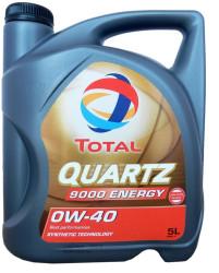 Моторное масло Total Quartz 9000 Energy 0W-40 (5 л.) 195283