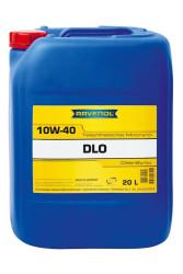 Моторное масло Ravenol DLO 10W-40 (20 л.) 1112111-020-01-999