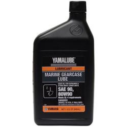 Трансмиссионное масло Yamaha Yamalube Marine Gearcase Lube 80W-90 (1 л.) ACC-GEAR-LUB-QT