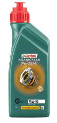 Трансмиссионное масло Castrol Transmax Universal 75W-90 (1 л.) 15D724