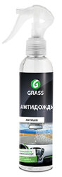 Grass Антидождь Средство для стекол и зеркал (0,25 л.) 135250