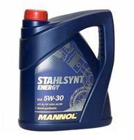 Моторное масло Mannol Stahlsynt Energy 5W-30 (4 л.) 1111