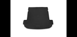 Коврик багажника Novline KIA Sorento 2015-, внедорожник, 7 мест, длин., 1 шт. (полиуретан) CARKIA00006