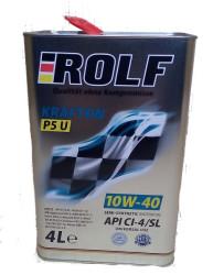 Моторное масло Rolf Krafton P5 U 10W-40 (4 л.) 322581