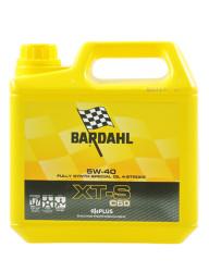 Масло четырехтактное Bardahl XT-S C60 5W-40 (4 л.) 355049