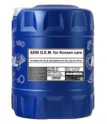 Трансмиссионное масло Mannol 8209 O.E.M. SP-III (20 л.) 3033