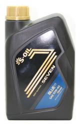 Моторное масло S-Oil Seven BLUE CI 10W-40 (1 л.) BL10W40_01