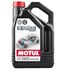 Моторное масло Motul Hybrid 0W-20 (4 л.) 107142