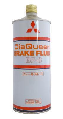 Тормозная жидкость Mitsubishi Brake Fluid DOT 3 (1 л.) MZ101215