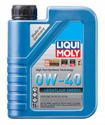 Моторное масло Liqui Moly Leichtlauf Energy 0W-40 (1 л.) 39034