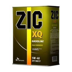 Моторное масло ZIC XQ 5W-40 (4 л.) 167006