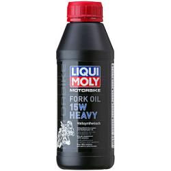 Масло Liqui Moly Mottorad Fork Oil Heavy 15W (0,5 л.) 7558