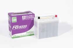 Аккумулятор Furukawa Battery FB9000 55Ah 520A 236x126x227 о.п. (-+) 70B24L
