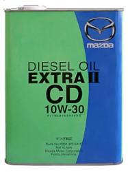 Моторное масло Mazda Diesel Extra II 10W-30 (4 л.) K000-0W-0541C