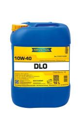 Моторное масло Ravenol DLO 10W-40 (10 л.) 1112111-010-01-999