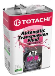 Трансмиссионное масло Totachi ATF SP III (4 л.) 4562374691100
