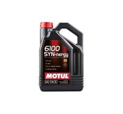 Моторное масло Motul 6100 Syn-Nergy 5W-30 (4 л.) 107971