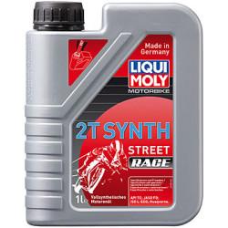 Масло двухтактное Liqui Moly Motorbike 2T Synth Street Race (1 л.) 3980