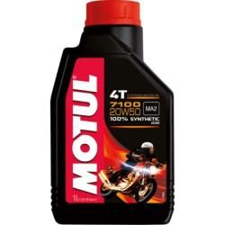 Масло четырехтактное Motul 7100 4T 20W-50 (1 л.) 104103