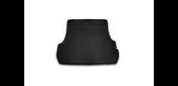 Коврик багажника Novline LEXUS LX450d, LX570, 2015-, 5 мест, внедорожник, 1 шт. (полиуретан) CARLEX00002