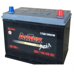 Аккумулятор АкТех Standart Asia 70Ah 710A 255x171x221 о.п. (-+) ATSTA703R
