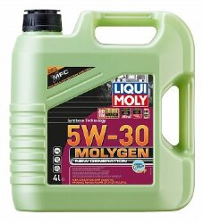 Моторное масло Liqui Moly Molygen New Generation DPF 5W-30 (4 л.) 21225